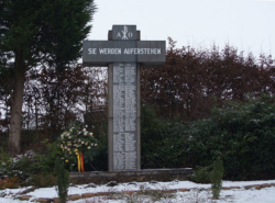 Oberthal-Gronig, Kriegerdenkmal