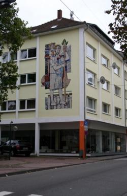 Neunkirchen, Selgrad, Fassadenbild