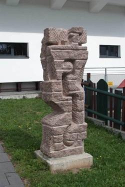 St. Wendel, Selinger, Skulptur