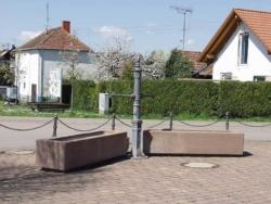 Losheim-Wahlen, Brunnen