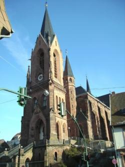 St. Ingbert-Mitte,  Pfarrkirche St. Josef