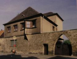 St. Ingbert (Mitte), Wohnhaus Becker