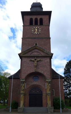 Nalbach-Körprich, Pfarrkirche St. Michael