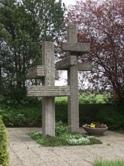 Losheim-Bergen, Kriegerdenkmal