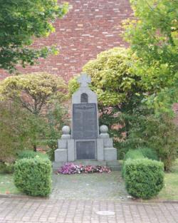 Namborn-Hofeld-Mauschbach, Kriegerdenkmal