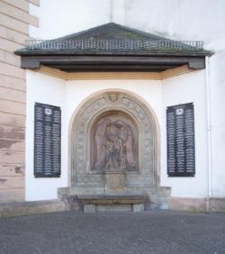 Marpingen-Alsweiler, Kriegerdenkmal