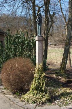 Marpingen, Marienstatue