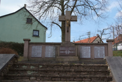 Marpingen-Urexweiler, Kriegerdenkmal