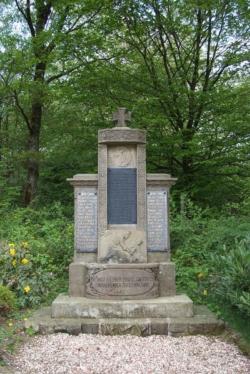 Tholey-Bergweiler, Kriegerdenkmal