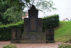Nonnweiler-Bierfeld, Kriegerdenkmal