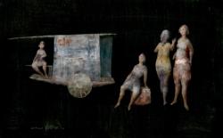 """Volkmar Gross   """"Kleiner Zirkus"""",  Bilder und Dokumente  aus dem Nachlass"""