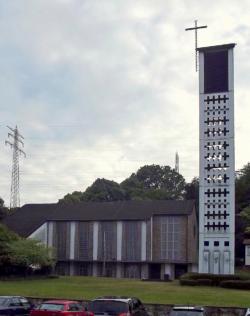 Völklingen-Wehrden, Auferstehungskirche