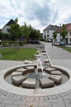 Oberthal, Zoller, Brunnen