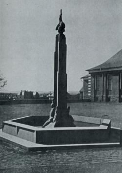 St. Wendel, Häusser, Trinkbrunnen