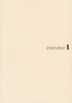 Interview 1 Boris Kleint im Gespräch mit Monika Bugs