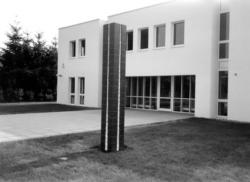 Saarwellingen, Kenn-Fontaine, Stele